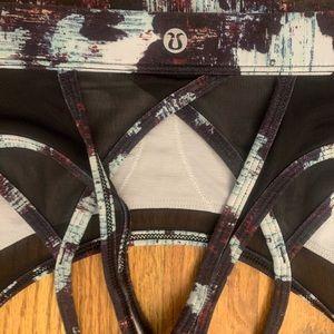 lululemon athletica Tops - Lululemon Kara Blossom Multi Printed Sports Bra